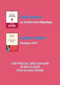 Café-Philo - Ici Grenoble @ Ici Grenoble | Grenoble | Auvergne-Rhône-Alpes | France