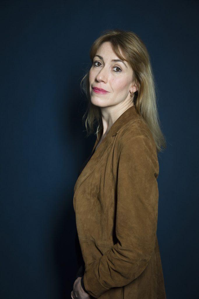 Portrait de Gwenaëlle AUBRY