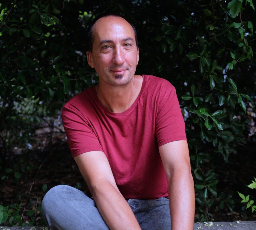 Portrait de Olivier KA