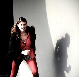 Portrait de Claire RENGADE