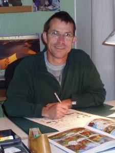 Portrait de Nicolas JULO