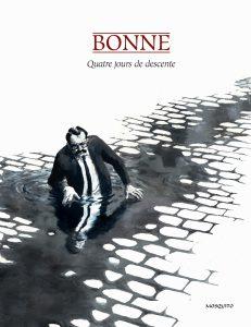 Couverture de Quatre jours de descente - Grégoire BONNE (Mosquito)