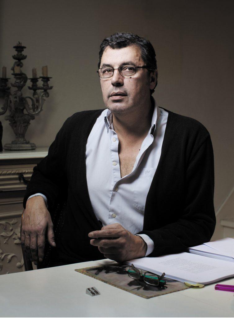Portrait de Jean-Luc SEIGLE