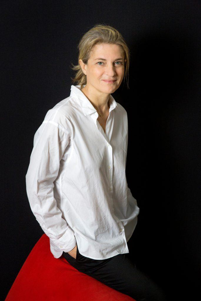 Portrait de Nathalie AZOULAI
