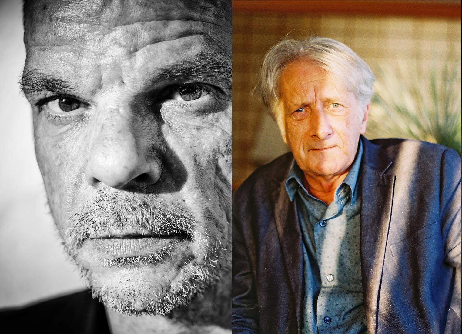 Portrait de Denis LAVANT et Patrick DEVILLE