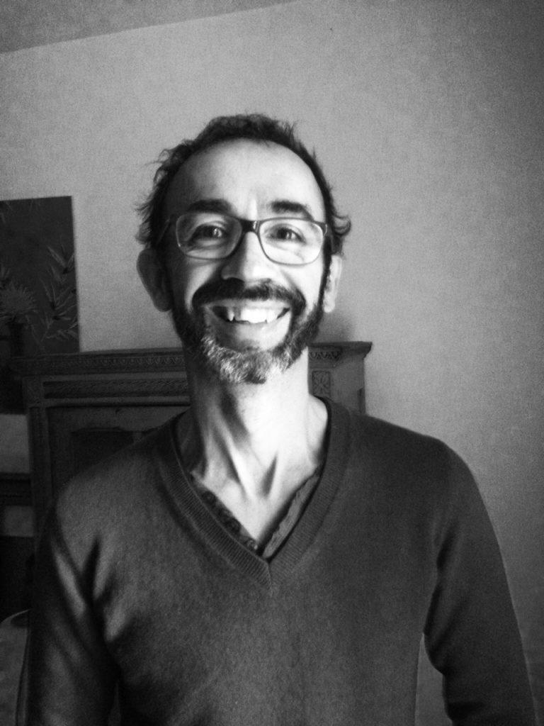 Portrait de Marc BOUTAVANT