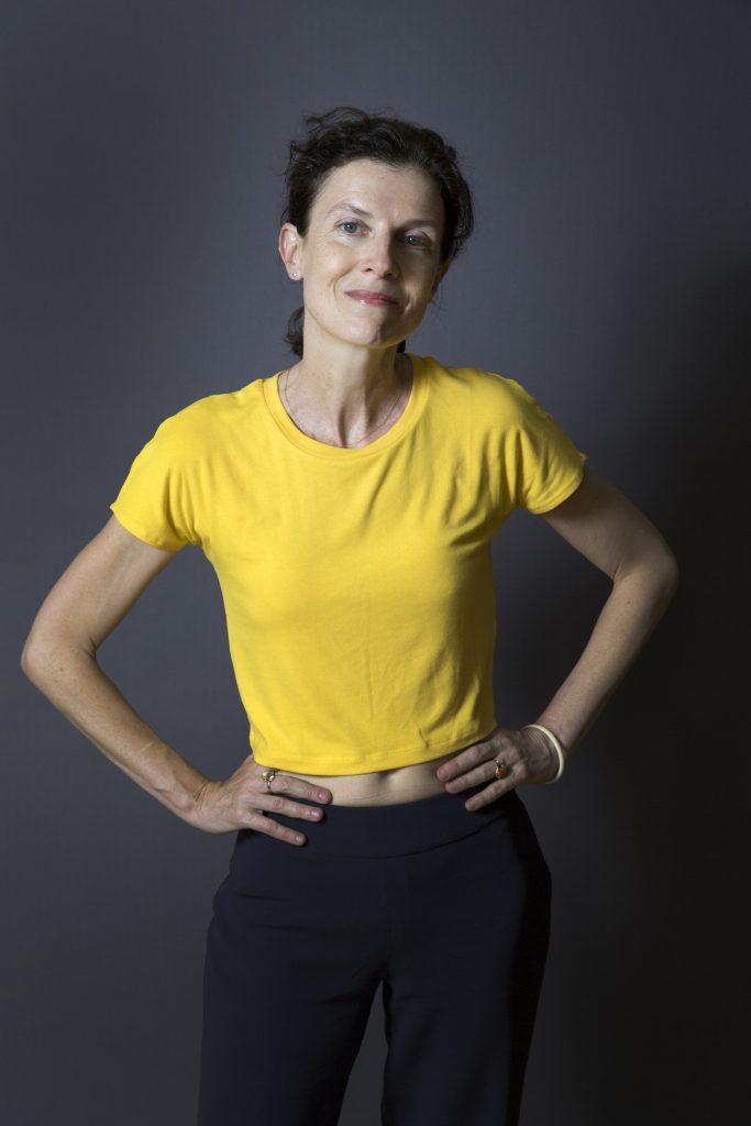 Portrait d'Emmanuelle Bayamack-Tam