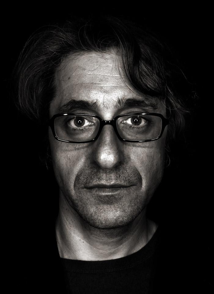 Portrait de Charles Berberian