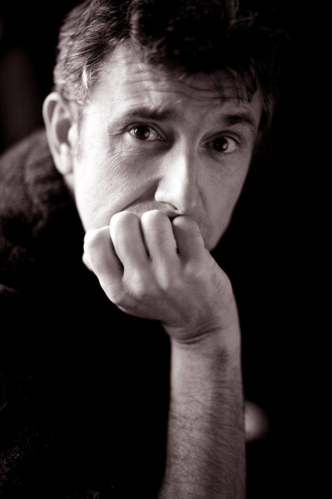 Portrait de Christian GARCIN
