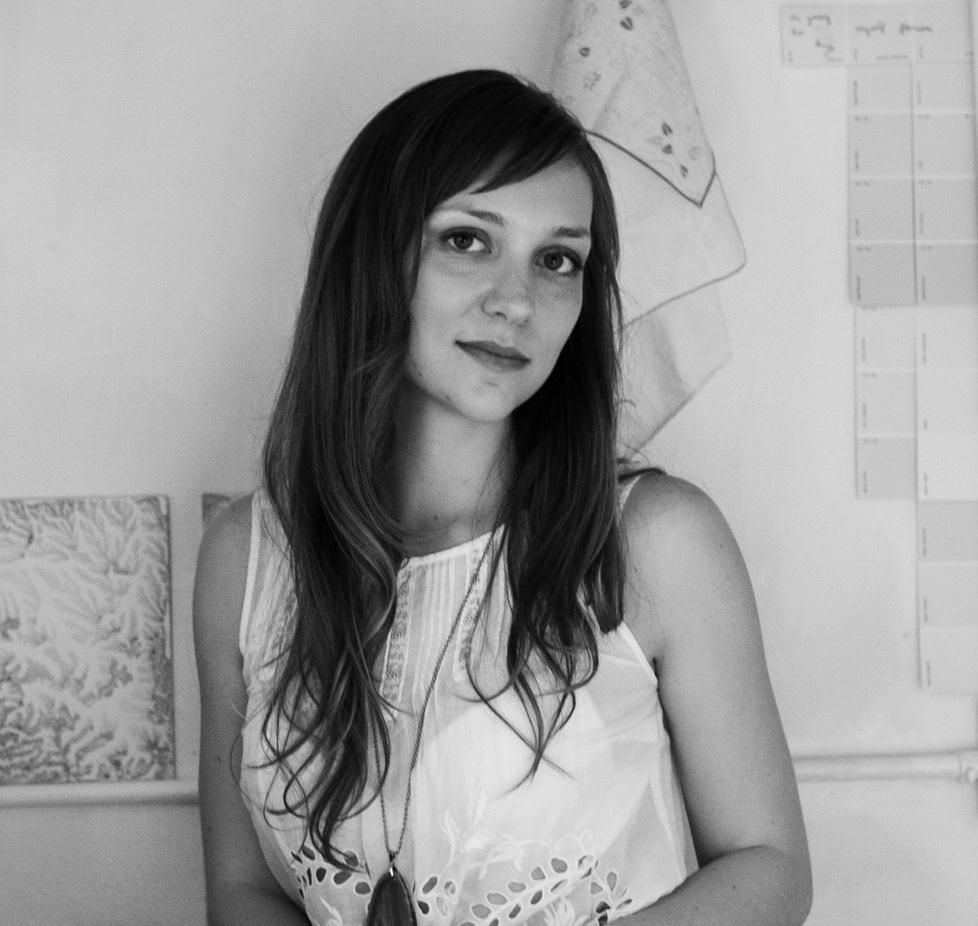 Portrait de Catherine LACEY
