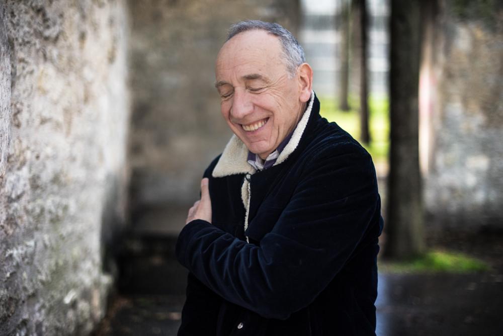 Portrait de Bernard Chambaz