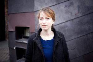 Portrait d'Hélène GAUDY