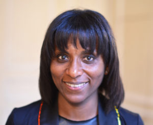 Portrait de Marguerite ABOUET